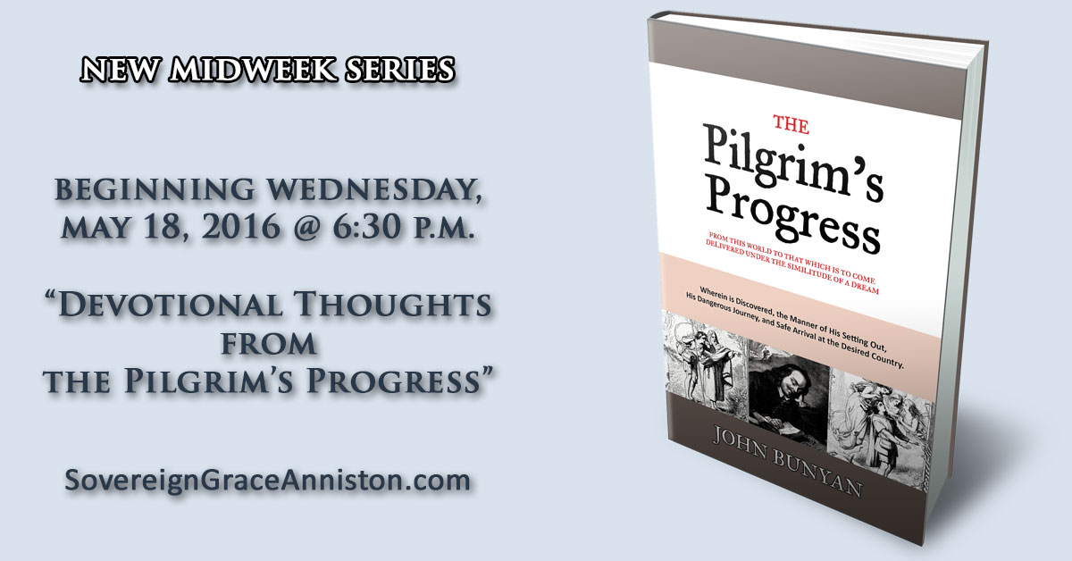 Devotional Thoughts from The Pilgrim's Progress